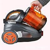 XICHENQI Aspirateur-traîneau sans sac - Filtre HEPA -2600W haute puissance Corde rétractable
