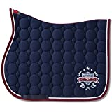 Animo Schabracke Saddle Pad Wixa Pony TU Jump, Fb. Navy 2018