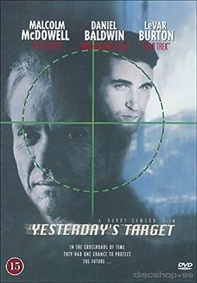 Yesterday's Target by Daniel Baldwin