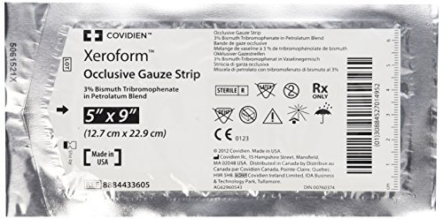 xeroform-petrolatum-gauze-dressing-5-x-9-box-of-50-by-mckesson