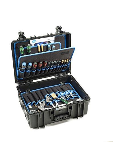 Preisvergleich Produktbild B&W JET 6000 Werkzeugkoffer, 1 Stück, Typ 6700, 117.18/P