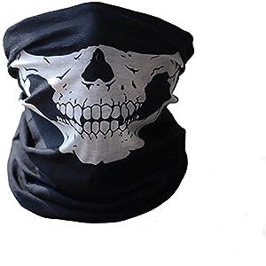 Bandana de máscara Gosear-Cráneo