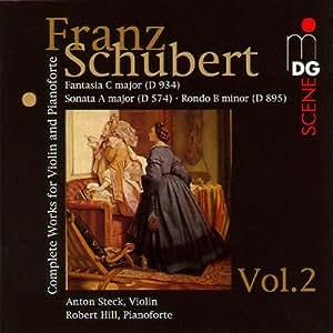 Werke für Violine und Klavier Vol. 2
