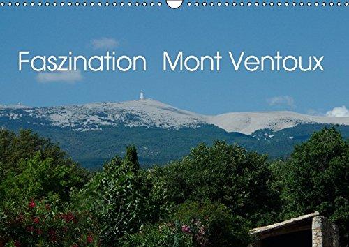 Faszination Mont Ventoux (Wandkalender 2016 DIN A3 quer): Dieser Kalender vermittelt die Faszination des Rennradfahrens rund um den Mont Ventoux in ... (Monatskalender, 14 Seiten) (CALVENDO Orte) Tour De France Kalender