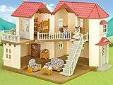 Sylvanian Families: à 2 étages Maison, bois de hêtre Hall