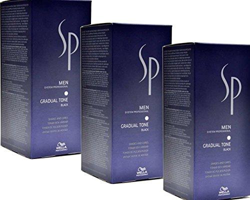 3-x-wella-sp-just-men-gradual-tone-black-60-ml-30-ml-de-shampooing