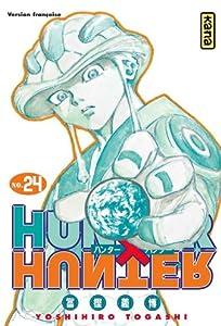 Hunter X Hunter Edition simple Tome 24