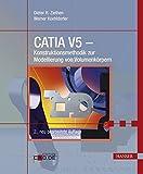 Product icon of CATIA V5 - Konstruktionsmethodik zur Modellierung von