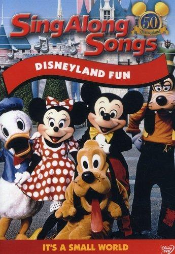Preisvergleich Produktbild Sing Along Songs - Disneyland Fun [DVD] (2005) Wayne Allwine; Tony Anselmo (japan import)