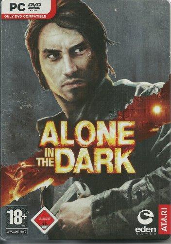 Alone In The Dark (Steel-Book UK-Import) (Video-spiele Steelbooks)