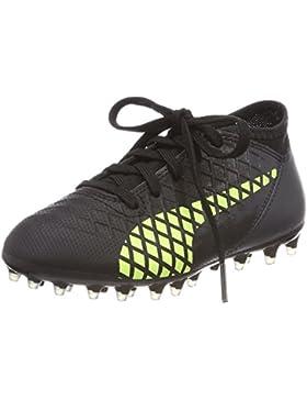 Puma Future 18.4 MG Jr, Zapatillas de Fútbol Unisex Niños