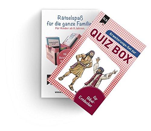 Quiz-Box für Bibel-Entdecker - Erweiterungs-Set