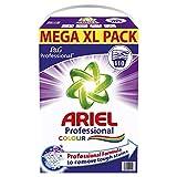 Ariel Professional Colorwaschmittel Pulver, 7,15 kg, 1er Pack (1 x 110 Waschladungen)