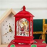 Lichterkette Weihnachts Dekorationen Lichtervorhang LED Licht Weihnachtsmann Schneemann Weihnachtsbeleuchtung Rotwild Verzierungen Lichter Schmuck Ornamente Craft Home Dekoration
