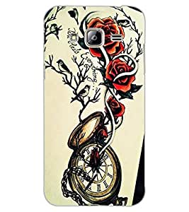 ColourCraft Printed Design Back Case Cover for SAMSUNG GALAXY J3