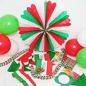 Partypaket Italien XXL