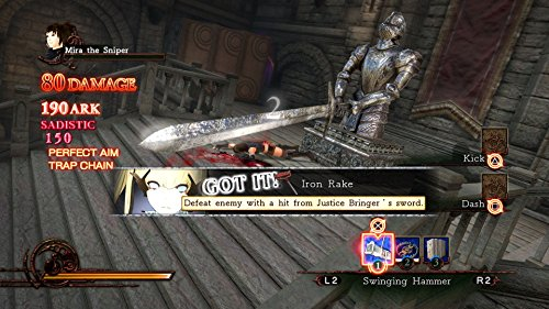 DECEPTION IV The Nightmare Princess PS4 [PlayStation 4] - Bild 12