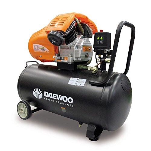 Daewoo DAC60VD Elektro-Kompressor 3HP, 240V, 60L