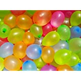 Theme My Party Holi Water Shooting Balloons - Multicolor (Pack of 500)