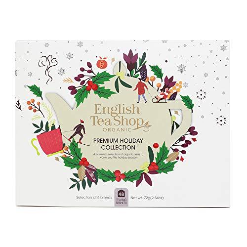 English Tea Shop White Christmas Colección tés Orgánicos