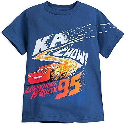 Disney Disney Disney Lightning McQueen T-Shirt Boys - Cars Dimensione XS (4) Multi   Prestazioni Affidabili    A Primo Posto Tra Prodotti Simili    Qualità e consumatori in primo luogo    Online Shop  4717b7