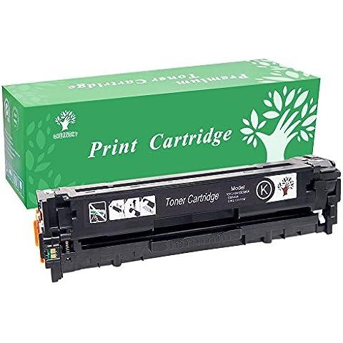 greensky nuovo nero CF210A CF211A CF212A CF213A magenta giallo Ciano Compatibile HP 131A cartuccia toner per stampanti Laserjet Pro 200Color M251M276nw Toner 1 x B