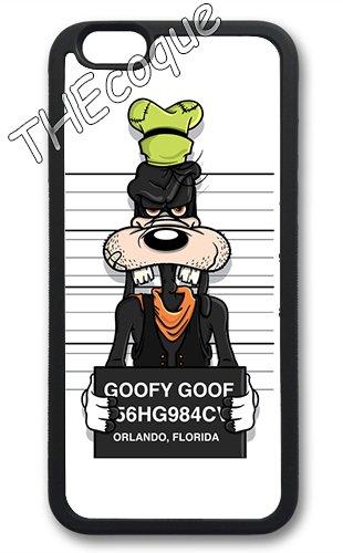 Coque silicone BUMPER souple IPHONE 4/4s - Prison drole comique dessin motif 2 DESIGN case+ Film de protection OFFERT iphone 5c