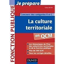 La culture territoriale en QCM : Concours des catégories B et C (Concours fonction publique)