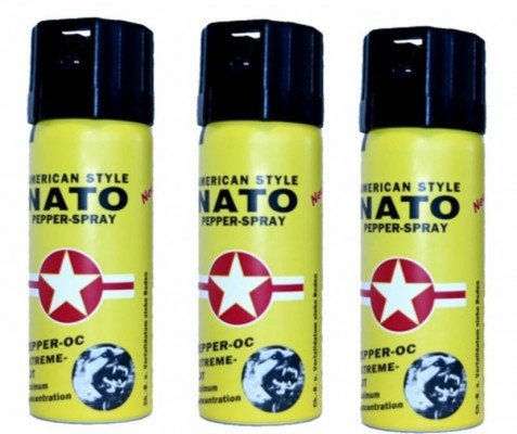 3-Stck-Pfefferspray-NATO-FOG-Extrem-50ml-zur-Tierabwehr