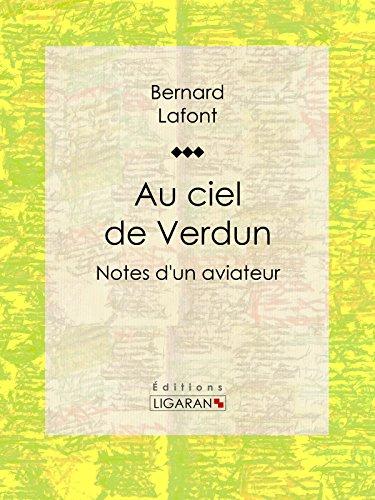 Téléchargement Au ciel de Verdun: Notes d'un aviateur pdf, epub