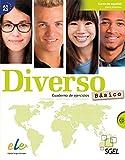Diverso Básico: Curso de español para jóvenes / Arbeitsbuch mit Audio-CD bei Amazon kaufen