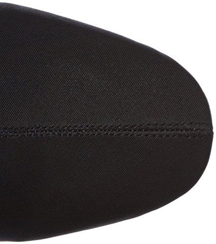 Initiale Semble, Bottes Classiques Femme Noir (Noir Irise)