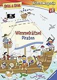 Wimmelrätsel Piraten (Spiel & Spaß - Rätselmagazin)