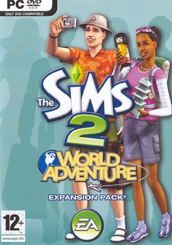 The Sims 2 World Adventure