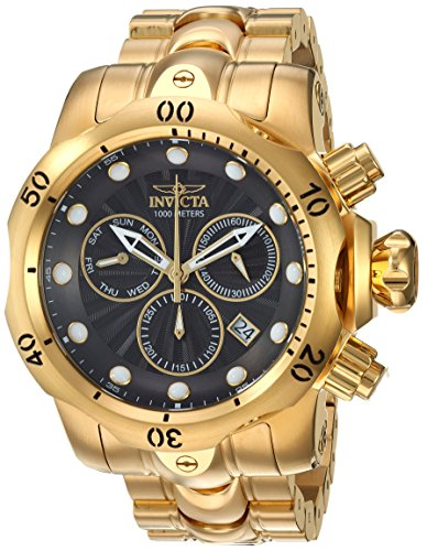 Invicta Men's Analog Quartz Watch with Stainless-Steel Strap 25904