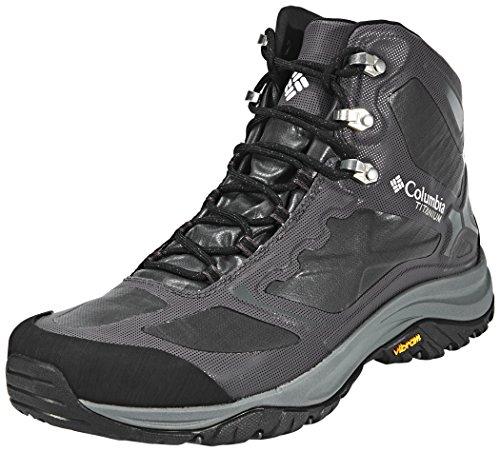 Columbia Terrebonne Outdry Ex Mid Hiking Stiefel - SS17 Black/White