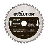 Evolution Power Tools–construire Rageblade255wood...