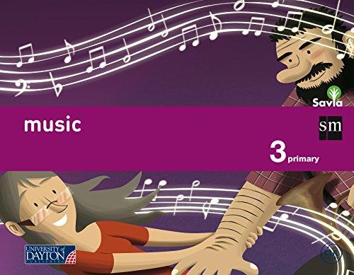 Music. 3 Primary. Savia - 9788416346059