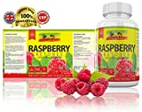 Raspberry Ketones by Rasta-Viti - CAFFEINE FREE Natural High Strength Weight Loss Supplement - Appetite Suppressant - 60 Strong 1000mg Capsules - Made in the UK with 100% MONEY BACK GUARANTEE!