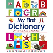 My First Dictionary: 1,000 Words, Pictures and Definitions (English Edition)