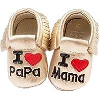 Inception Pro Infinite ® - S5 - Zapatos de Bebé Me encantan Mamá y Papá - 19 jZOzr
