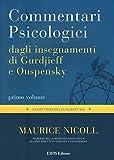Commentari psicologici dagli insegnamenti di Gurdjieff e Ouspensky: 1