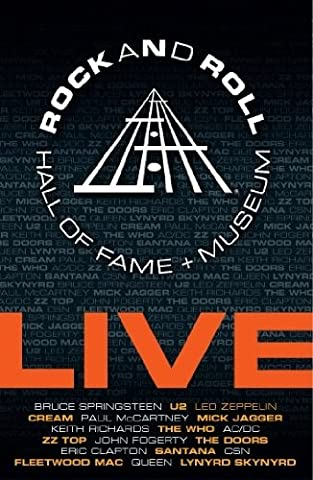 Rock & Roll Hall of Fame Live [Import anglais]