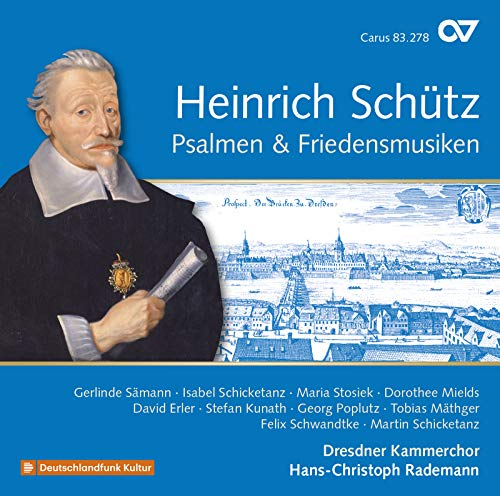 Digital Booklet: Schütz: Complete Recording, Vol. 20 - Psalmen & Friedensmusiken -