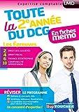 DCG : Toute la 2è année du DCG 2, 4, 6, 10 en fiches (French Edition)