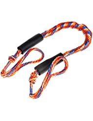 Sharplace Corde d'amarrage Crochet Boucle Ancrage Tirage Accessoire Bateau Kayak Canoë