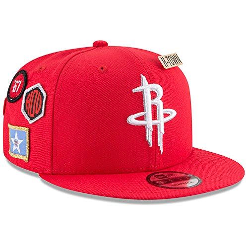 New Era NBA Houston Rockets Authentic 2018 Draft 9FIFTY Snapback Cap