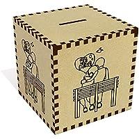 Preisvergleich für Azeeda Groß 'Be Mine Paar' Sparbüchse / Spardose (MB00008213)