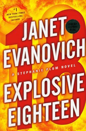 Book cover for Explosive Eighteen