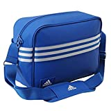 Adidas Enamel Messenger Bag - Blue.